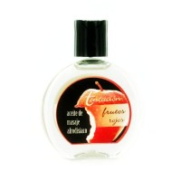 OIL MASSAGE RED FRUITS SCENT TENTACION 100 ML