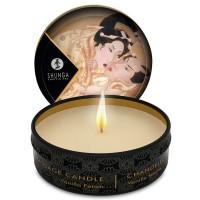 Масажна свещ с аромат на ванилия