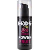 Лубрикант EROS CHERRY POWER FRUIT FLAVOURED LUBRICANT 125 ML