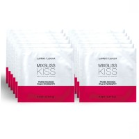 MIXGLISS WATER BASED STRAWBERRY 12 PIECES 4ML