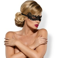 Бельо OBSESSIVE MASK A701 BLACK ONE SIZE