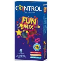 CONTROL FEEL FUN MIX 6 UNITS