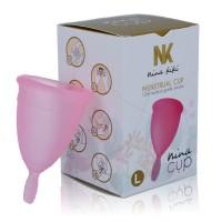 NINA CUP MENSTRUAL CUP SIZE PINK L
