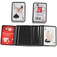 POCKET KAMASUTRA PLAYING CARDS