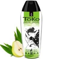 Лубрикант SHUNGA TOKO AROMA LUBRICANT PEAR & EXOTIC GREEN TEA