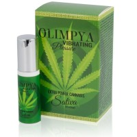 OLIMPYA VIBRATING PLEASURE EXTRA SATIVA CANNABIS