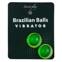 2 SHOCK BRAZILIAN BALLS SET