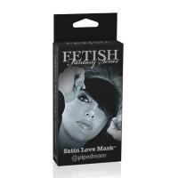 Сатенена маска FETISH FANTASY LIMITED EDIT