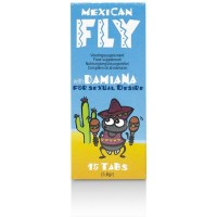 Мексиканска муха MEXICAN FLY 15 TABS