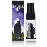 BLACK STONE DELAY SPRAY FOR MEN 15ML