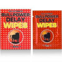 BULLPOWER DELAY WIPES ( 6 X 2 ML)