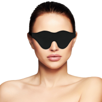 DARKNESS  EYEMASK BLACK