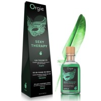 ORGIE LIPS MASSAGE KIT APPLE