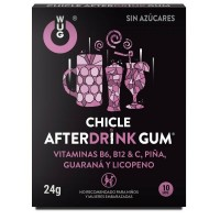 WUG GUM AFTER DRINK 10 UDS
