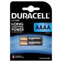DURACELL ULTRA POWER BATTERY  ALCALINA AAAA MX2500 1,5V 2 UNITS