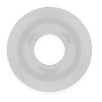 POWERING SUPER FLEXIBLE RESISTANT RING  3.5CM CLEAR