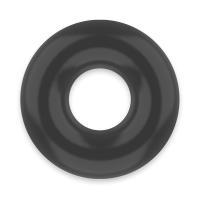 POWERING SUPER FLEXIBLE RESISTANT RING  4.5CM BLACK