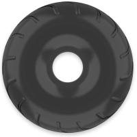 POWERING SUPER FLEXIBLE RESISTANT RING  5CM PR08 BLACK