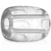 POWERING SUPER FLEXIBLE RESISTANT RING  5CM PR11 CLEAR