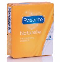 PASANTE NATURELLE  CONDOM 3 PACK