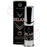 SECRETPLAY RELAX! ANAL GEL 15 ML