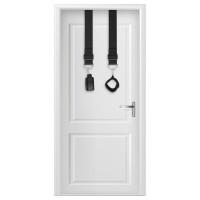 DARKNESS  BONDAGE DOOR CUFFS