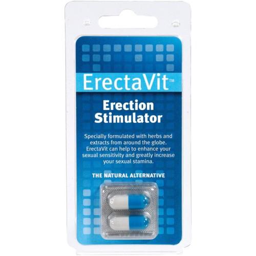 ERECTAVIT ERECTIONSTIMO 2 PCS