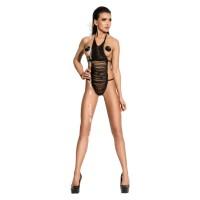 Секси боди ME-SEDUCE SAMANTHA TEDDY - BLACK L/XL