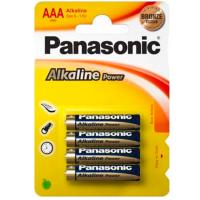 PANASONIC BRONZE BATTERY  AAA LR03 4U