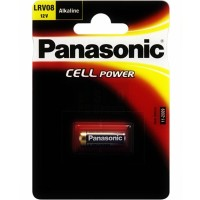 PANASONIC BATTERY LRV08 LR23A 12V 1UNIT