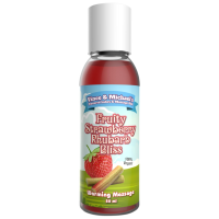 VINCEN & MICHAEL'S   PROFESSIONALOIL  STRAWBERRY WITH  RHUBARB 50ML